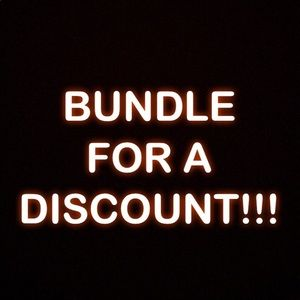 I'll send you an offer!! Bundle your likes!!
